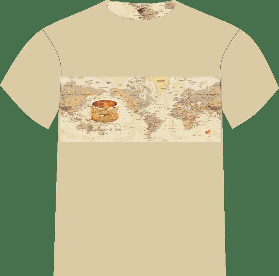 Camiseta CTM197 - Aliança / Nações Masculina