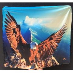Bandeira Águia/Monte