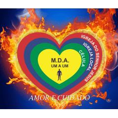 Bandeira BDA213 - MDA