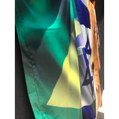 Bandeira Leão/Brasil/Israel 2019