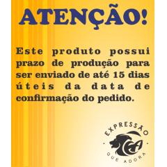 Sobre Legging  SLG200 - Leão / Bailarina / Brasil