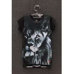 Camiseta Lion 2019 Feminina