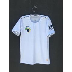 Camiseta Brasil 12 Masculina