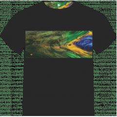 Camiseta CTM195 - Leão / Brasil Masculina