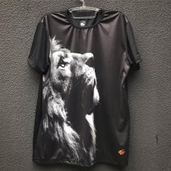 Camiseta Lion face Masculina