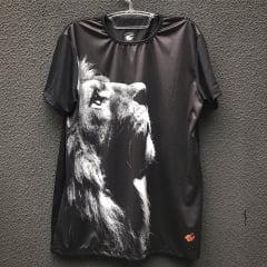 Camiseta Lion face Masculina